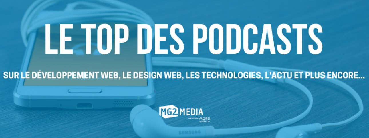 Le top des podcasts