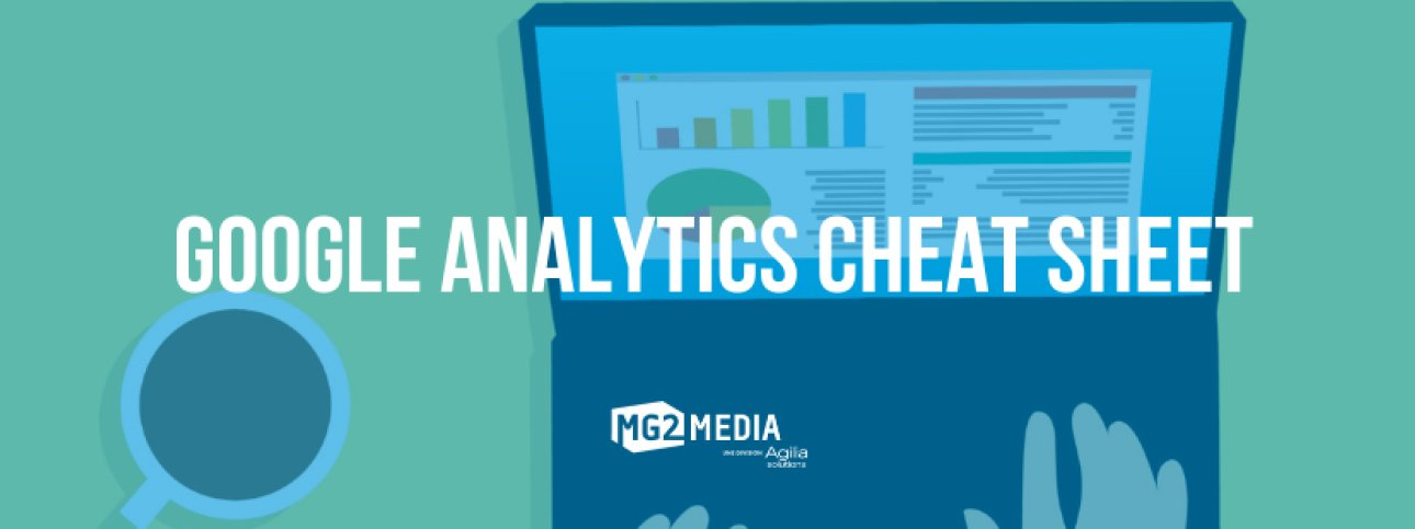 Cheat Sheet Google Analytics